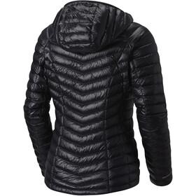 Mountain Hardwear Ghost Whisperer Hooded Down Jacket Dam black